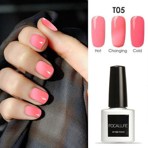Focallure Color Changing Nail Polish , Nail Polish