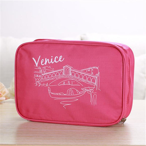 Makeup Organizer Bag for Travel - One Stop Beauty
