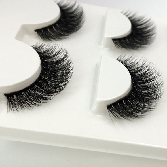 Long Lashes - Doll House - 3 Pairs ,