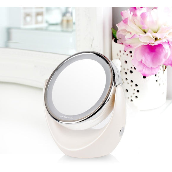 Light up Magnifying Makeup Mirror , LED Mirror