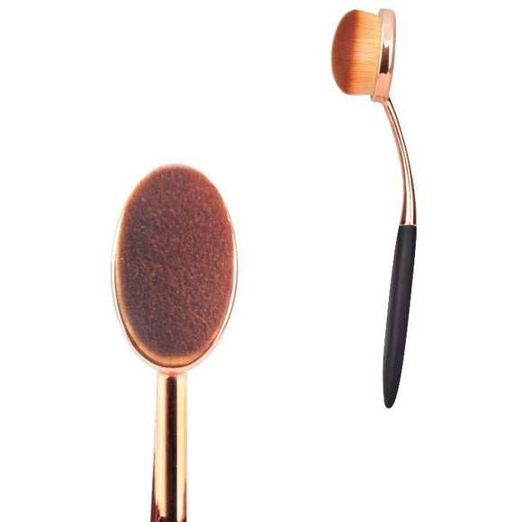spoon makeup brush