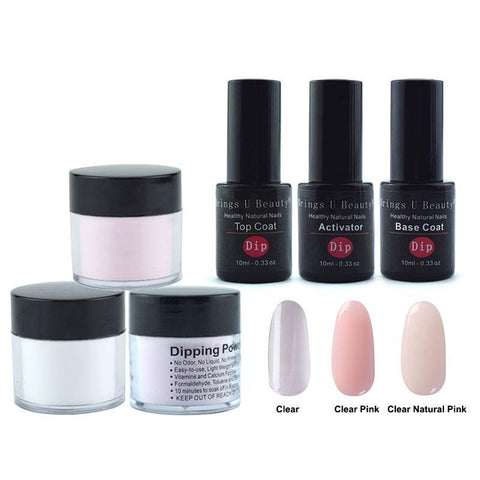 Nail Dip Powder Set ,