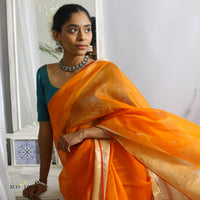 Pavani Ecoloom Cotton Silk Saree