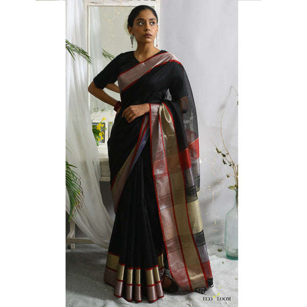 Kosalam Ecoloom Cotton Silk Saree