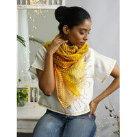 Lakshmi Ecolooom Silk Cotton Stole