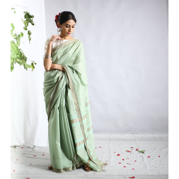 Neer Ecoloom Cotton Silk Saree
