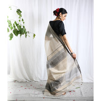 Begum Ecoloom Cotton Silk Saree