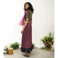 Barberry Ecoloom Lace Skirt