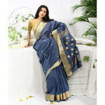 Aster Ecoloom Silk cotton Saree