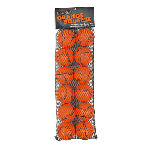 ORANGE SQUEEZE TRAINING BALLS