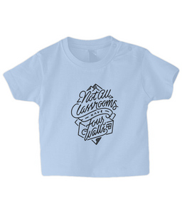 baby/toddler classroom design t-shirt