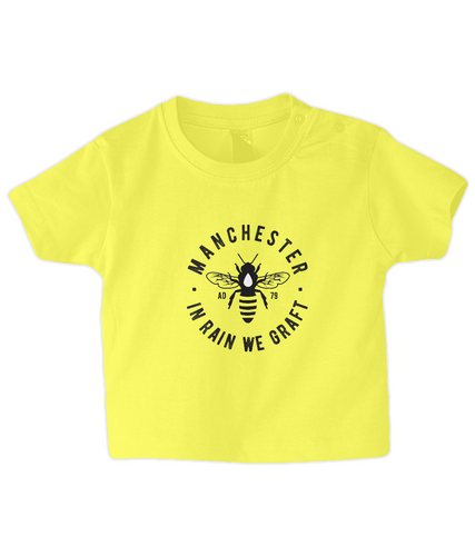 baby/toddler mcr bee t-shirt