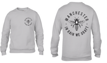 men's sweatshirt - small bee design