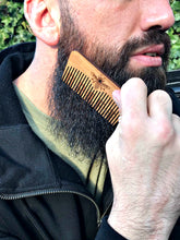 manchester bee wooden pocket comb