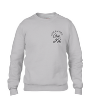 men's sweatshirt - our kid small design