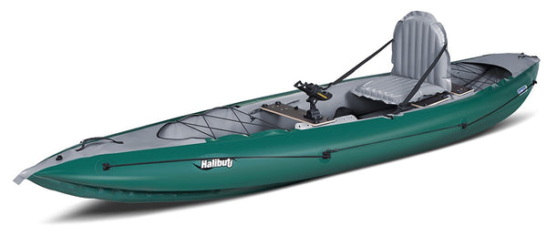 Gumotex Halibut Inflatable Fishing Kayak