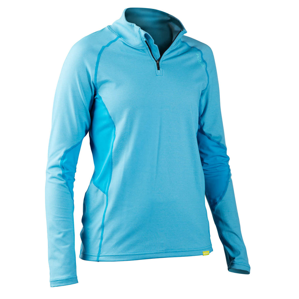 NRS Women's H2Core Lightweight ZipNeck Shirt