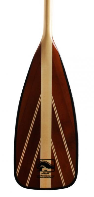 Bending Branches Java Straight Canoe Paddle