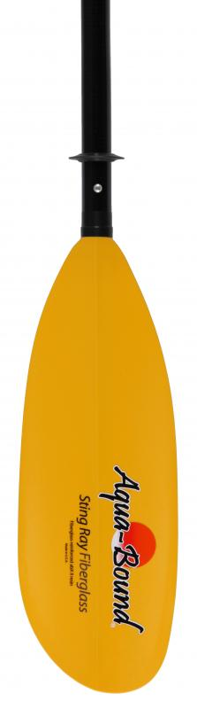Aqua-Bound Sting Ray Fiberglass Kayak Paddle