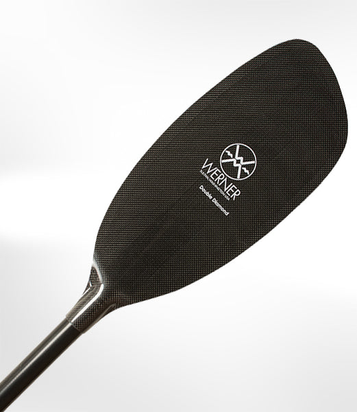 Werner Double Diamond Whitewater Kayak Paddle