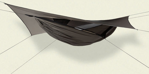 Hennessy Hammock Ultralite Backpacker Asymmetric Zip
