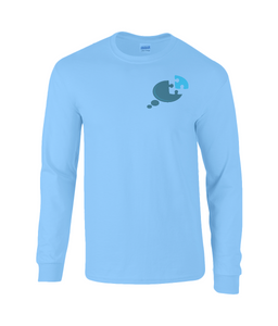 Men's Long Sleeve Awareness Tee