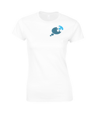 Ladies Basic Fitted Awareness Tee