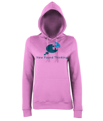 Ladies Premium Awareness Hoodie