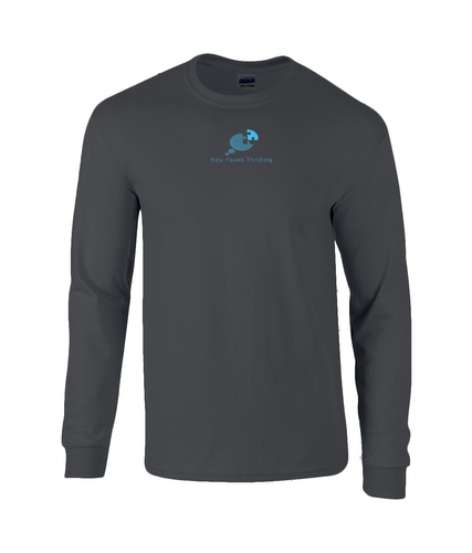 Men's Long Sleeve Awareness Tee - Original Logo