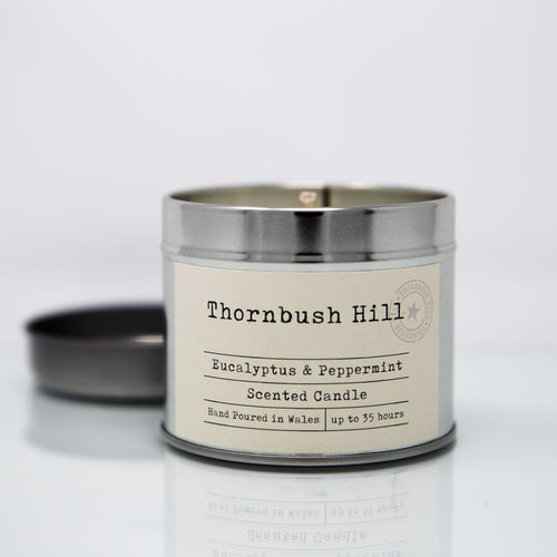 Eucalyptus & Peppermint Tin