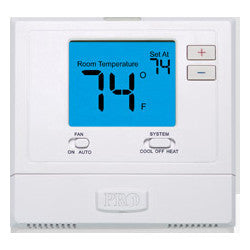 Non Programmable Thermostats Pro T701-1