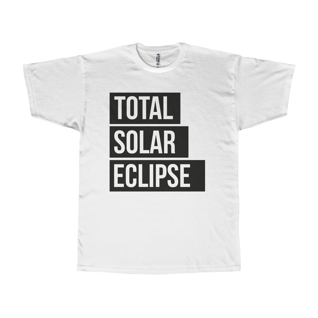 Total Solar Eclipse 2017 Adult Tee