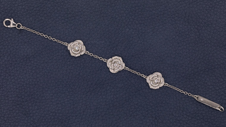 micro pave rosebuds {floral collection}
