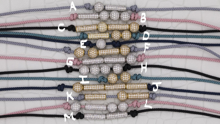 customized bracelet 2.0 {stealth collection}