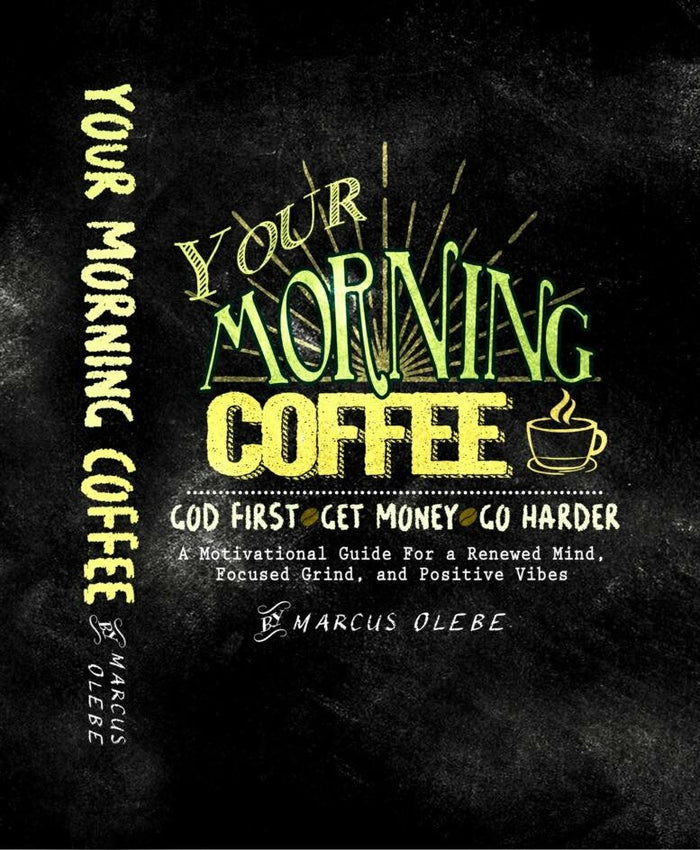 Your Morning Coffee by Marcus Olebe