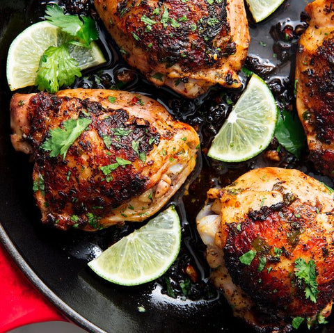 Delish Chicken Marinade
