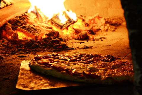 Authentic Wood Fire Pizza Oven