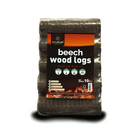 10kg Beech Wood Logs [Bundles]