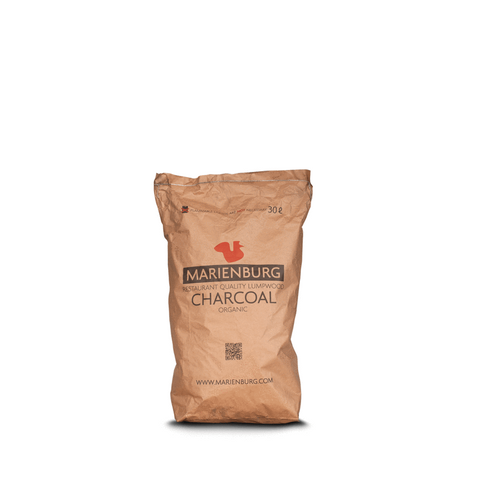 Organic Charcoal For BBQ's - ecofuel.ie