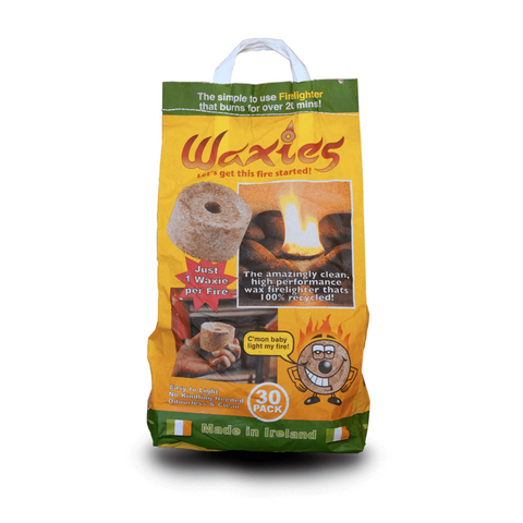 Waxies Firelighters - ecofuel.ie