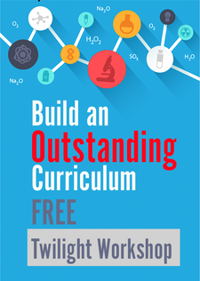 Build an Outstanding Curriculum: August webinar
