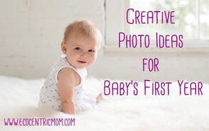 Creative Photo Ideas for Baby's First Year