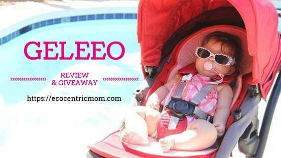 Keep your kiddo cool this summer: Geleeo Review & Giveaway