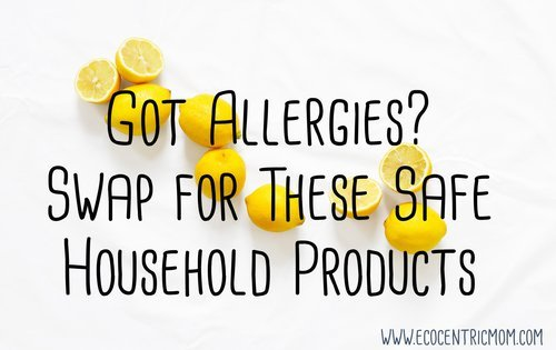 Got Allergies? Swap For These Safe Household Products