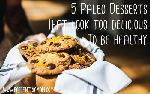 5 Paleo Desserts That Look Too Delicious To Be Healthy