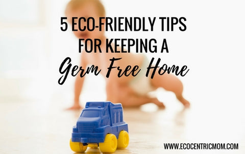 Eco Friendly Tips for Keeping a Germ Free Home