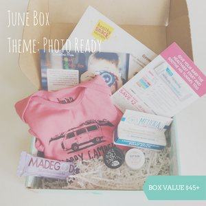 June Ecocentric Mom Box
