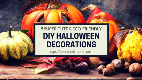 5 DIY Halloween Decorations You Can Make From Recyclables