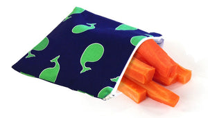 Snack Happens Reusable Snack and Everything Bag by Itzy Ritzy