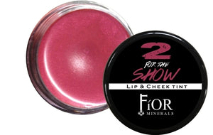 Fior Minerals 2ForTheShow Organic Lip & Cheek Tint in Ambition